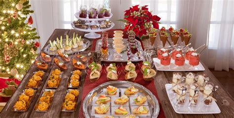 another perfectly catered christmas event gourmet