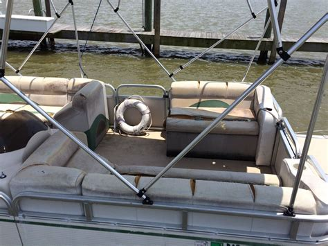 2006 pontoon boat for sale avalon pontoon 2006 for sale for 6 500 boats from usa