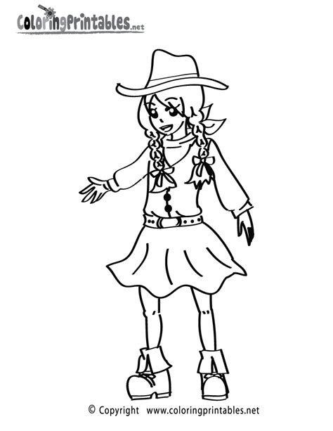 cowgirl coloring page cowgirl coloring page a free girls coloring printable