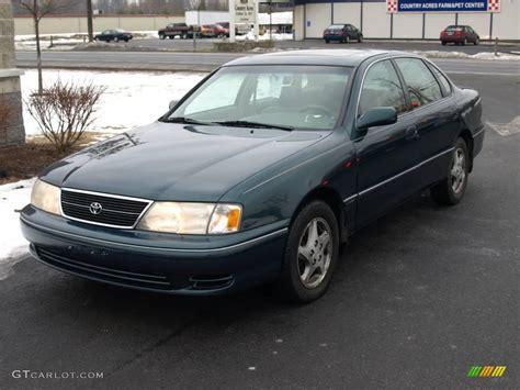 1999 Toyota Avalon Xl 1999 Classic Green Pearl Toyota Avalon Xl 24753419 Photo
