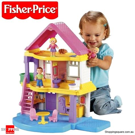 my first house fisher price my first dollhouse online shopping