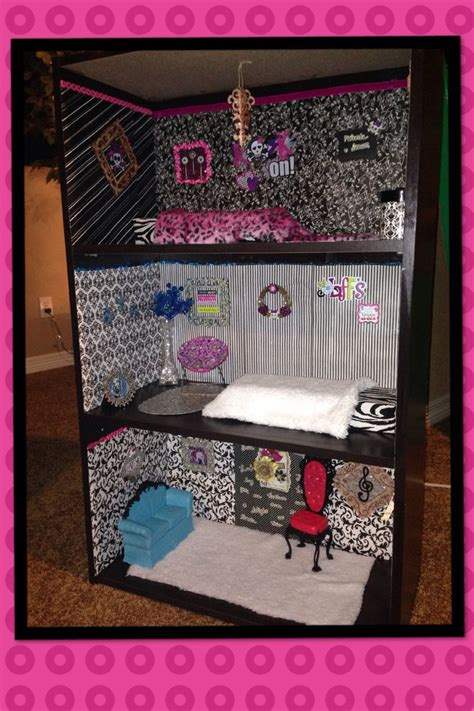 how much is the monster high doll house 1000 ideas about monster high beds on pinterest monster