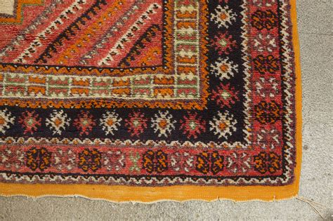 tribal rug moroccan tribal rug at 1stdibs