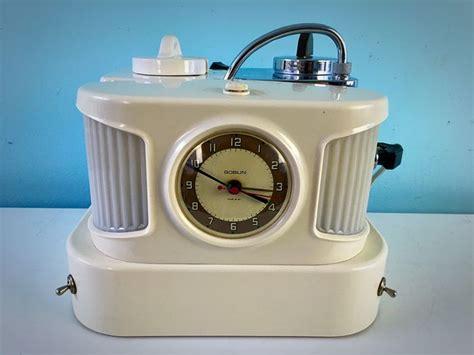 goblin tea cooker quot teas made quot with alarm clock bedside l and clock warm tea when