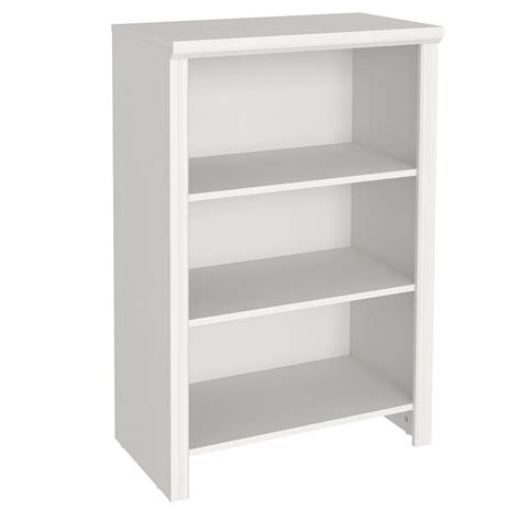 Closetmaid 4 Shelf Organizer Closetmaid Impressions 14 58 In X 25 In White Laminate 4