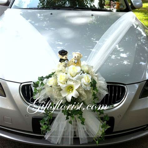 Wedding Car Deco by Best 25 Wedding Car Decorations Ideas On