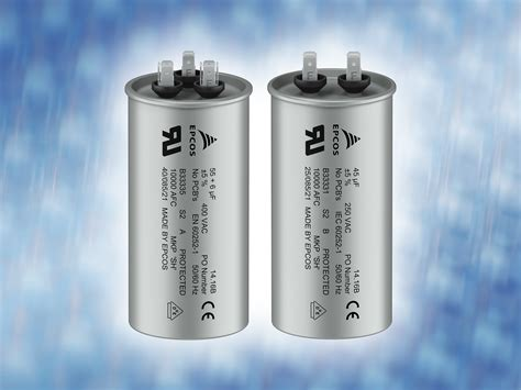 capacitor ac epcos capacitors robust ac capacitors tdk europe epcos