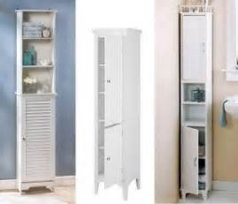 shallow bathroom cabinet narrow linen cabinet foter