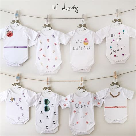 Diy Onesie Baby Shower by 56 Best Baby Shower Onesie Decorating Kit Images On