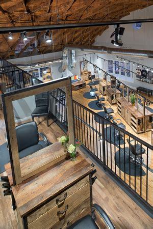 salon barbershop spa design services  layouts