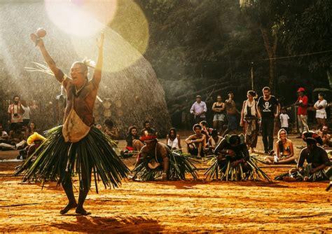 ebc conheca  povo indigena fulni  unico  nordeste
