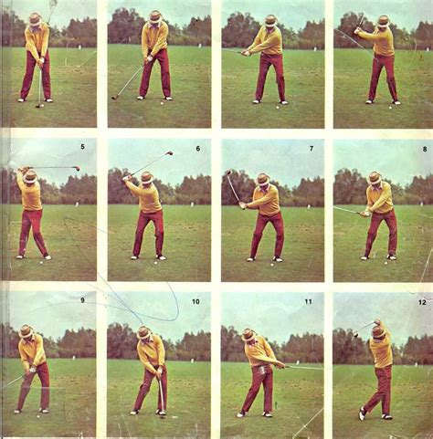 sam snead golf swing sequence famous quotes sam snead quotesgram