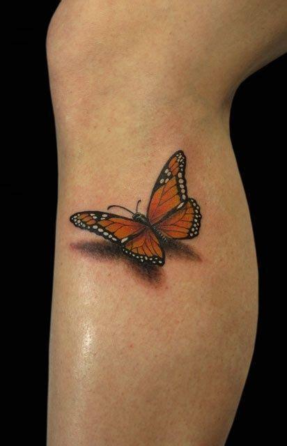 tattoo 3d papillon tatouage papillon tattoo 01 inkage