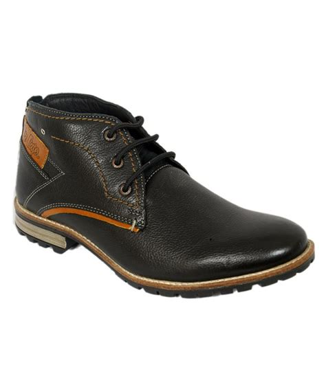 Cooper Boots cooper black leather boots buy cooper black