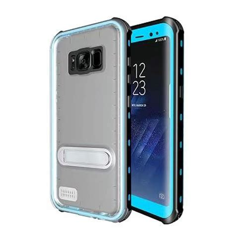 r samsung s8 waterproof for samsung galaxy s8 plus redpepper waterproof shockproof kickstand cover ebay