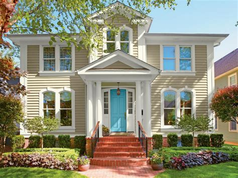 house paint colours 28 inviting home exterior color ideas hgtv