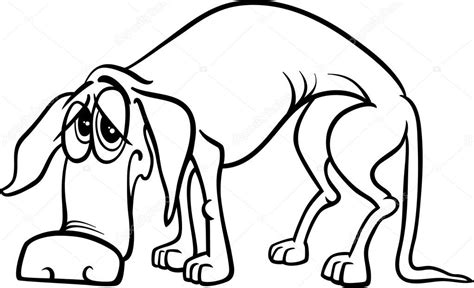 sad dog coloring page free coloring pages of sad puppy