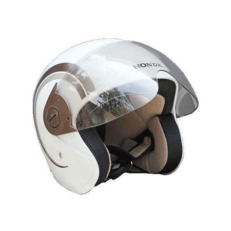 Helm Scoopy helmet resmi honda scoopy brown honda cengkareng