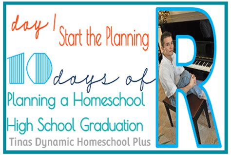day 9 editable high school diploma 10 days of planning a