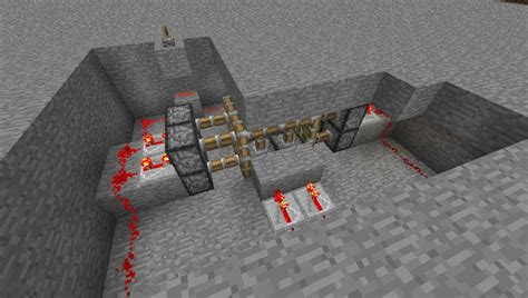 Minecraft Secret Trap Door by How To Make An Invisible Reusable Trapdoor To Hide