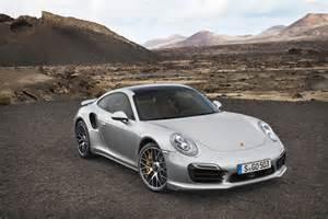 Porsche Silver Porsche 911 Turbo Silver Image 154