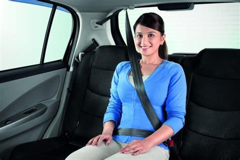 honda crv seat belt problem rear seat belt compliance in malaysia at an alarming level
