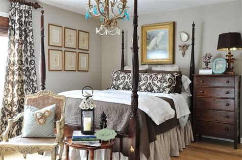 southern style decor guest room before after