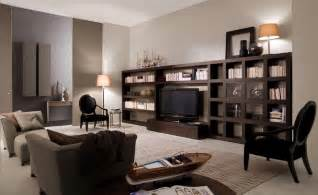 Bookshelves Ideas Living Rooms Bookshelf As Room Focus In Interior Design