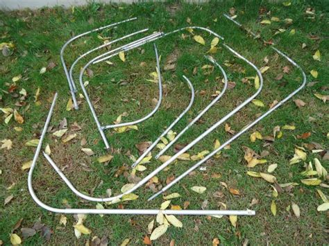 alumacraft boat covers sale sell 1959 queen merrie alumacraft boat cover frame tubing