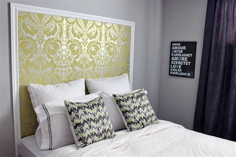 Wallpaper Headboards by Blue Ribbon Studio Headboards