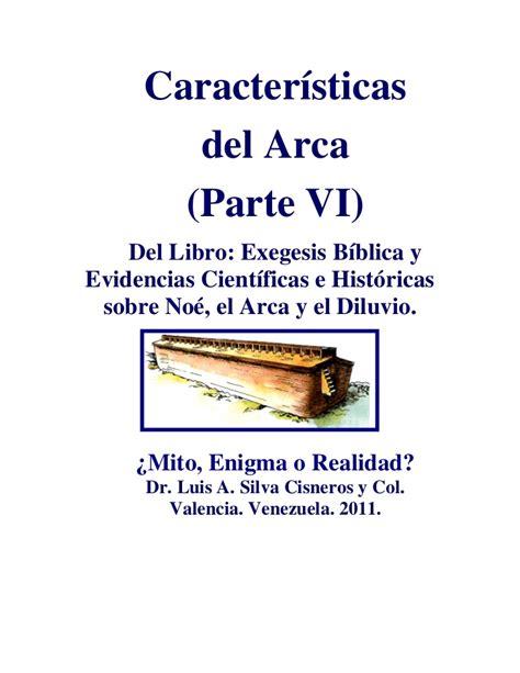 libro la parte escondida del libro caracter 205 sticas del arca parte vi