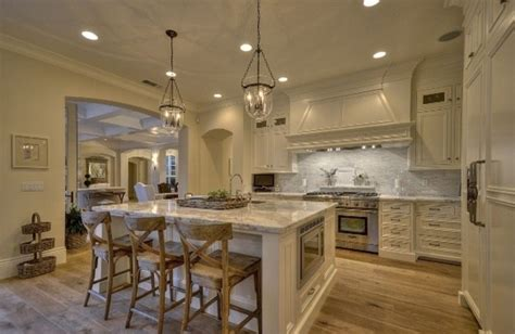 French Provence Villa Traditional Kitchen sacramento by Kevin Patrick O'Brien Architect