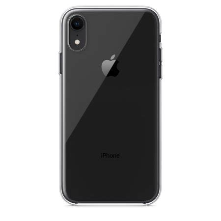 apple clear for iphone xr clear walmart