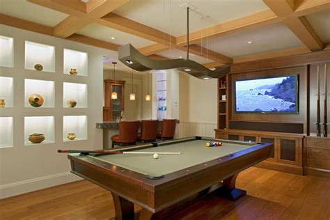 garage game rooms on pinterest large family rooms pool table room ideas family room eclectic with home bar