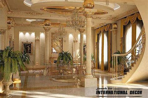 neoclassical decor leading ideas for neoclassical style in the interior and