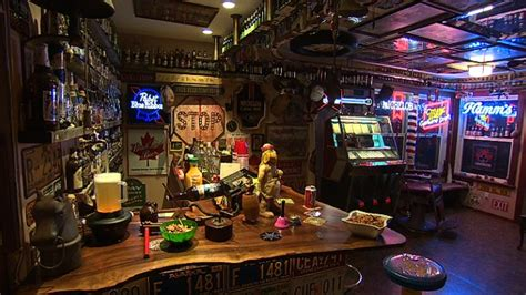 the ultimate basement bar let the winning pair find your home with the ultimate
