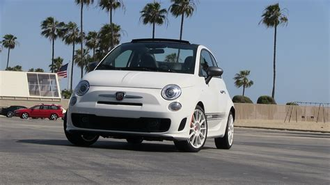 fiat 500 abarth convertible review 2013 fiat 500 abarth convertible drive review