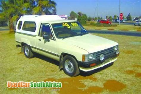 1990 toyota hilux used car for sale in randfontein gauteng