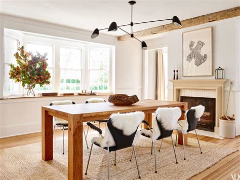 dining rooms    architectural digest