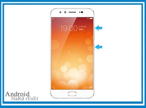 how to reset vivo smartphone hard reset vivo x9 android smartphone 2016 2017