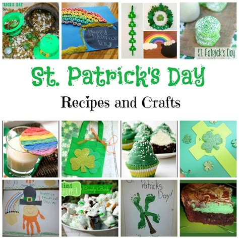 st s day food list st s day recipes and crafts
