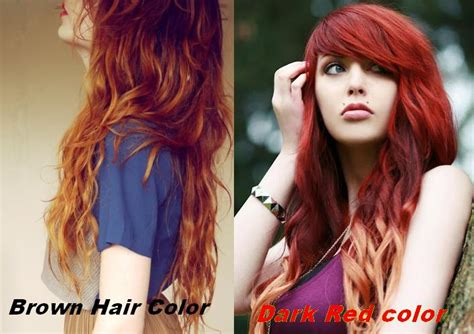 different shades of red for hair color red hair color fashion