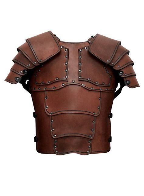 Christmas Decorations Made At Home by Mercenary Leather Armor Brown Maskworld Com