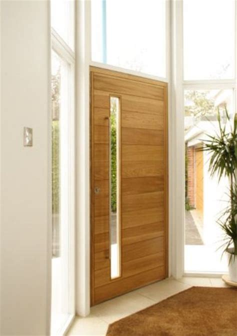 Modern Wooden Front Door 26 Modern Front Door Designs For A Stylish Entry Shelterness