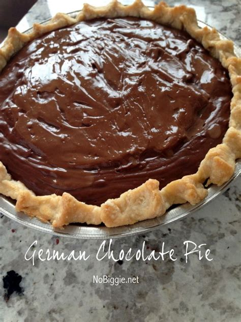 17 best ideas about german chocolate pies on