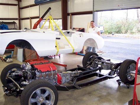 1957 corvette kit car 1958 corvette replica autos post