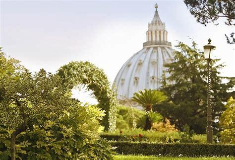 giardini vaticani orari ville e giardini musei vaticani