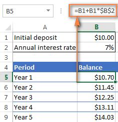Annual Interest Calculator Related Keywords Annual Interest Calculator Long Tail Keywords Daily Compound Interest Calculator Excel Template