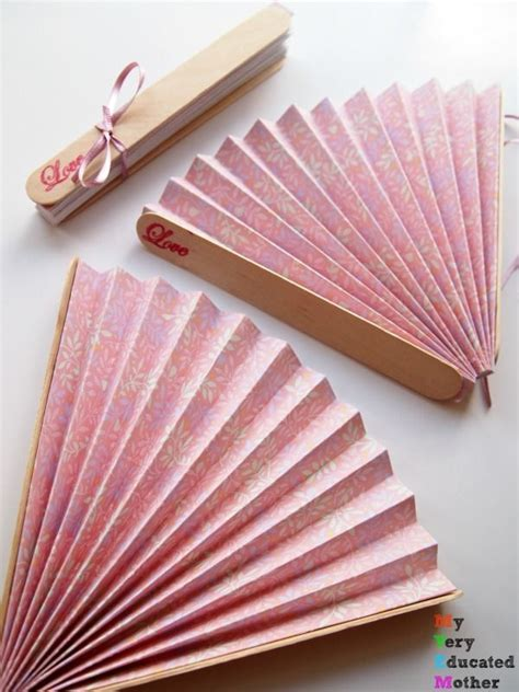 Wedding Paper Crafts - best 25 diy fan ideas on fan outside wedding