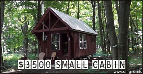 Small Grid Cabin by Amazing 3500 Small Cabin Grid